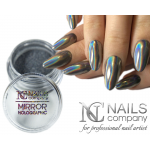 Mirror Holographic Effect Powder - Nails Company